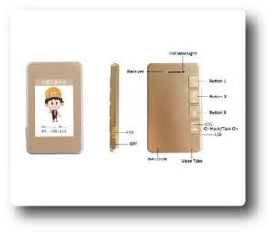 Card phone