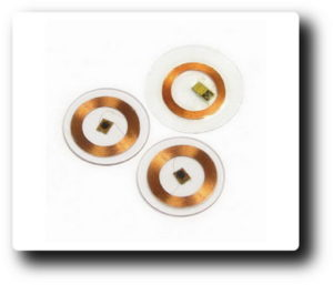 RFID Coin Tags