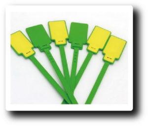 rfid cable tie plastic