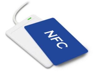 Ntag 213 NFC Card