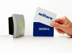 Desfire-smart-card