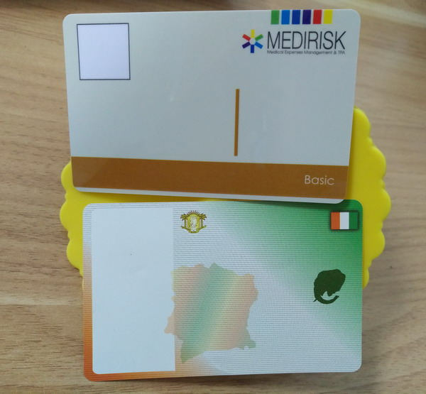 Photo ID card printing
