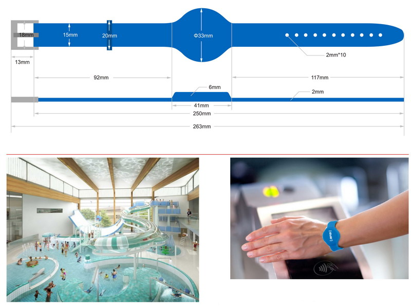 Sustainable Smart Wristband